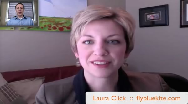 Customer Service Video | Laura Click Screenshot