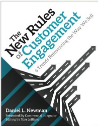 The New Rules of Customer Engagement Cover | Daniel Newman