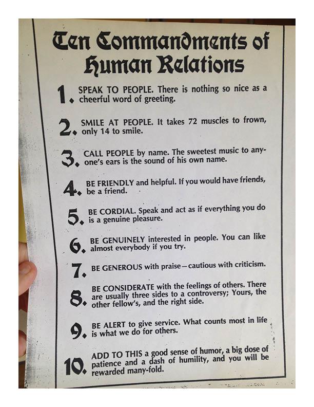 1969 advice