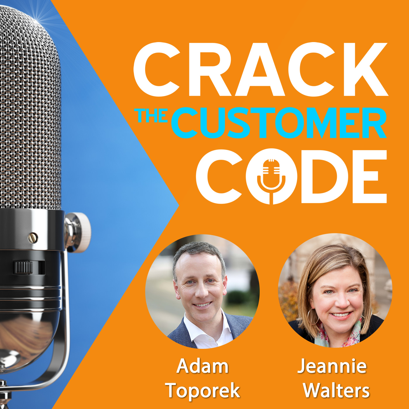 Customer Experience Podcast: Crack the Customer Code